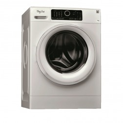 LAVE LINGE WHIRLPOOL 7 KG SILVER