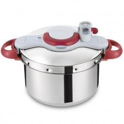 COCOTTE TEFAL CLIPSO MINUTE PERFECT TEFAL 6 L