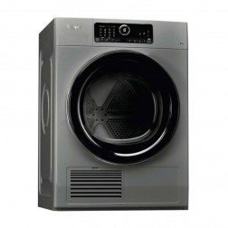 LAVE LINGE 9 KG DIRECT DRIVE INOX WHIRLPOOL