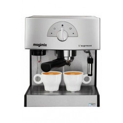 MACHINE A EXPRESSO CHROME MAT MAGIMIX