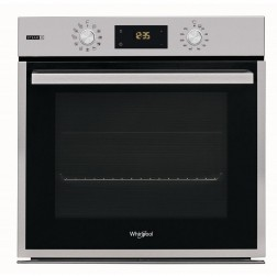 FOUR ENCASTRABLE A CONVECTION 60CM INOX WHIRLPOOL