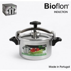 AUTOCUISEUR A PRESSION 6L 22CM BIOFLON INOX