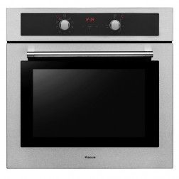 FOUR ENCASTRABLE FOCUS 9 PROGRAMMES 60 CM INOX