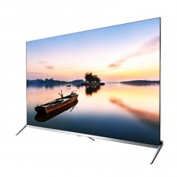 "LED 55""P8S UHD 4K SMART TCL NOIR & SILVER"