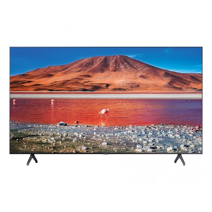 "LED SAMSUNG 43"" SMART 4K CRYSTAL UHD"