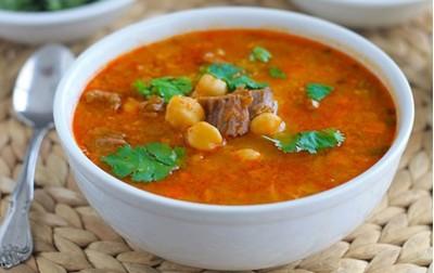 Une bonne soupe Tunisienne pour cet hiver!
