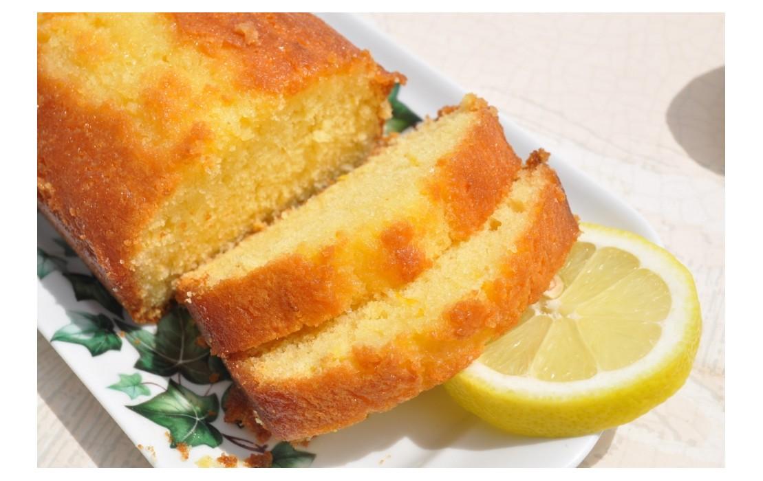 Recette CAKE au CITRON inratable